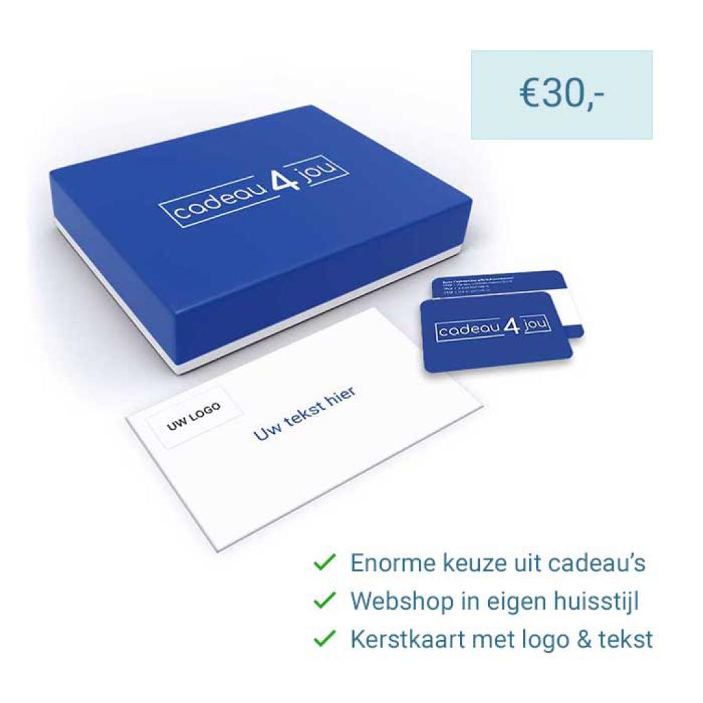 Eigen Keuze Kerstpakket 30 euro