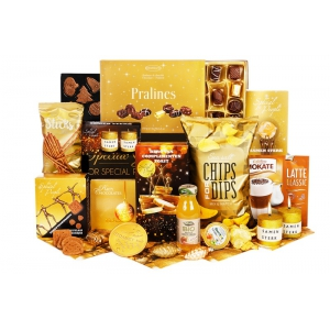 Grote kerstpakketten van rond de 80 euro