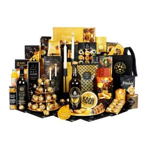 Luxe en premium kerstpakket met prijs van boven 100 euro