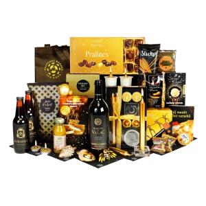 Unieke chocolade kerstpakketten collectie