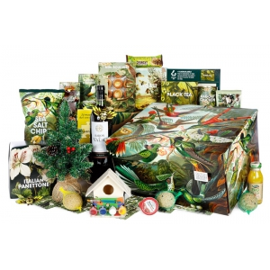 Eerlijke producten in een compleet kerstpakket