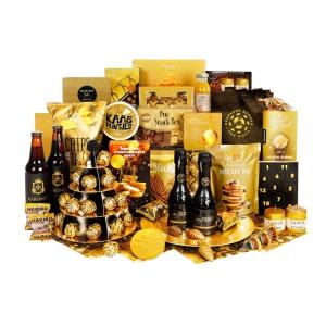 Uniek kerstpakket met sterke drank online