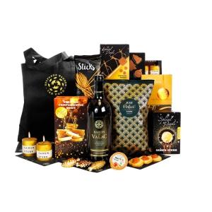 Uniek en speciaal kerstpakket vol met luxe producten