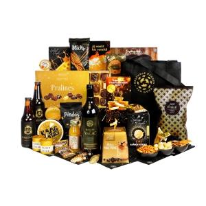 Kerstpakketten voor bedrijven met unieke en diverse producten