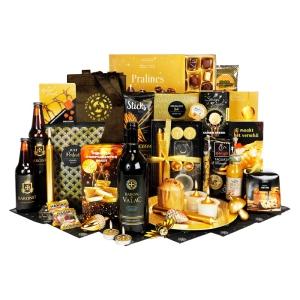 Inspiratie voor diverse en goedgevulde kerstpakketten