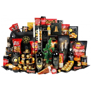 Uitgebreide kerstpakketten op rekening achteraf betalen na levering