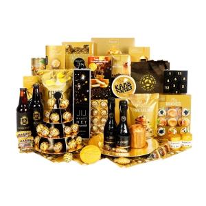 Assortiment kerstpakketten voor ondernemingen uit Ede