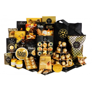 Oranje kerstpakketten voor Nederlandse bedrijven