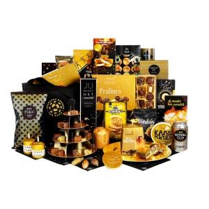 Unieke en orginele kerstpakketten gevuld met verrassende luxe producten