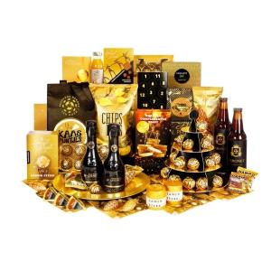 Een verrassend overijssel kerstpakket met diverse producten