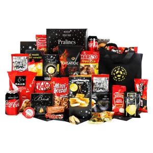 Traditionele producten in een kerstpakket